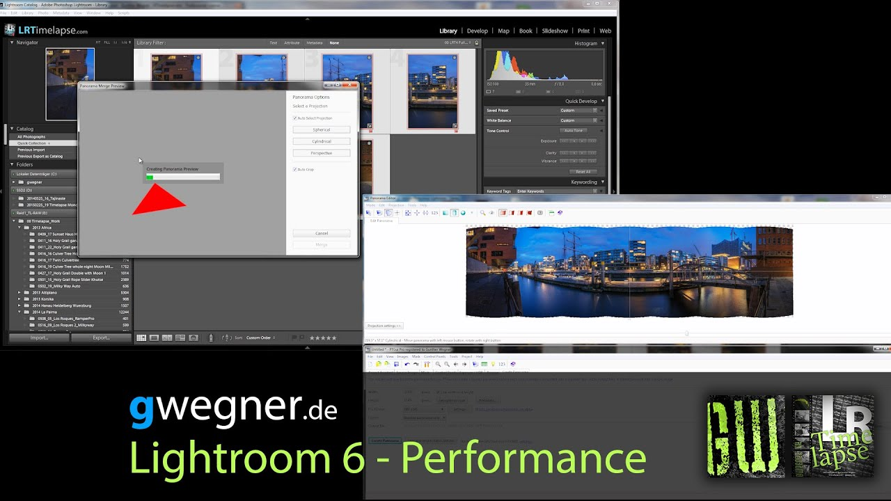 Lightroom 6 Und Die Performance