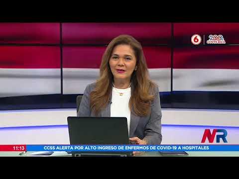 Noticias Repretel Noche: Programa del 02 de Septiembre de 2021