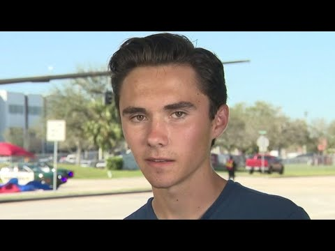 Student journalist describes ordeal, seeks action