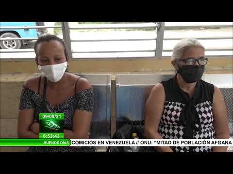 Cuba: Refuerzan labor en sala de terapia de Baracoa para enfrentar la COVID-19