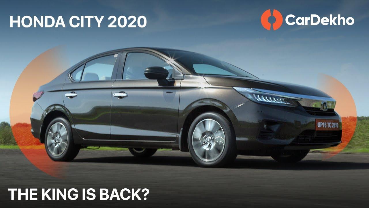 Honda City 2020 Review In Hindi: Phir Banegi No.1? | CarDekho.com