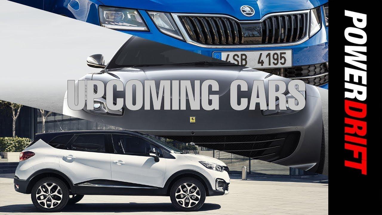 Upcoming Cars of 2017 : Part 1 : PowerDrift