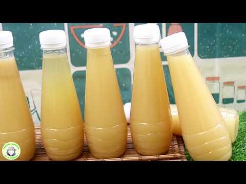 น้ำกระชาย-น้ำกระชายน้ำผึ้งมะนา