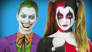 Batman Makeup Transformation - AWE me Artist Series