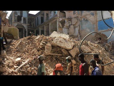 Antes del DESASTRE: Otra familia habanera teme MORIR sepultada por un derrumbe