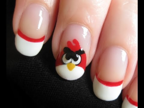 Download youtube mp3 spongebob nail art tutorial download youtube to mp3 angry birds nail art prinsesfo Image collections