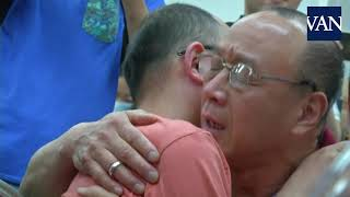 Un hombre al que habían secuestrado 32 años atrás se reencuentra con sus padres en China