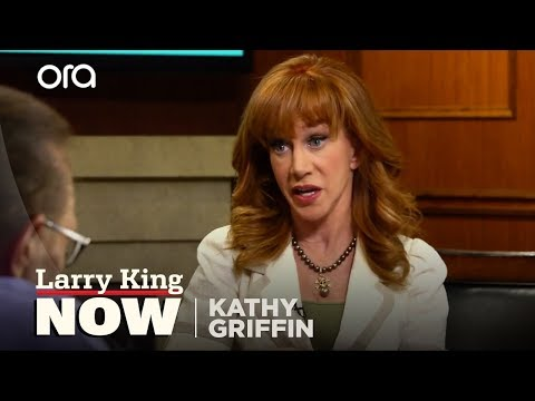 Kathy Griffin on Bill Cosby, Amy Schumer, Trump vs  Hillary, and Sexism in Comedy