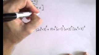 Review Problems for Calculus - Problem 43 + 44
