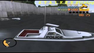 Прохождение GTA 3 Миссия #48 Груз в Океане