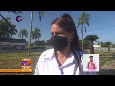Retornan a sus hogares personal de la salud de toda Cuba que combatió la COVID-19 en Ciego de Ávila