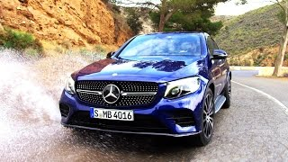 The new GLC Coup - Trailer - Mercedes-Benz original