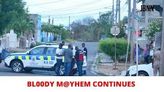 BL00DY Weekend, 19 K!lled Across Jamaica/JBNN