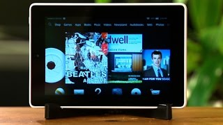 Amazon Fire HD 7 features new design, same low price