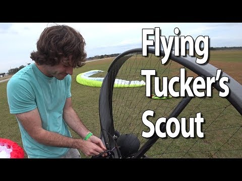 connectYoutube - Scout Paramotor Review