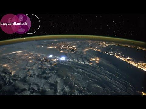 ברקים מהחלל
