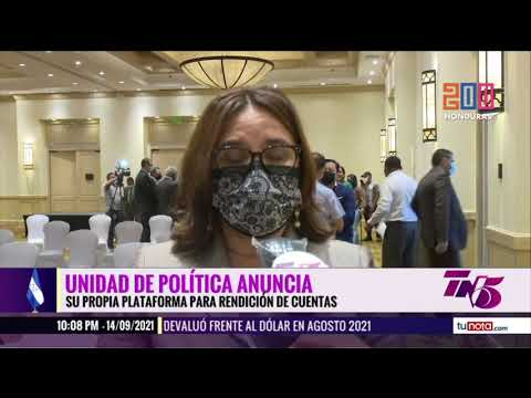 Unidad de Política Limpia presentará plataforma de rendición de cuentas para candidatos