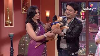 Comedy Nights with Kapil - Consequences of Dadi biting a dog - COLORSTV