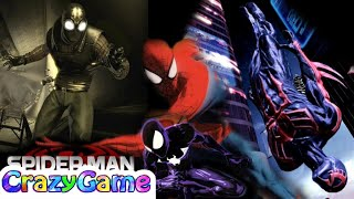 Spider-Man: Shattered Dimensions Full Game Gameplay Walkthrough (All Collectibles)