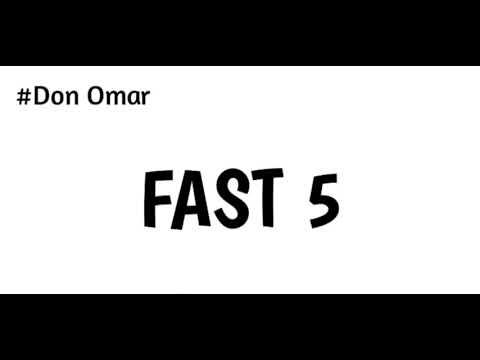 เพลงแดน2021(Fast-5)