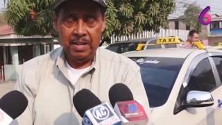 Desinfección del transporte público para prevenir el Coronavirus en nicaragua | Canal 6