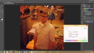 Photoshop CS6 Tutorial - 111 - Hue and Saturation