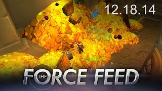 Force Feed - Buy WoW Gold, No Mans Sky Hype, Lords iOS