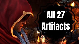 Darksiders: All 27 Artifact Locations