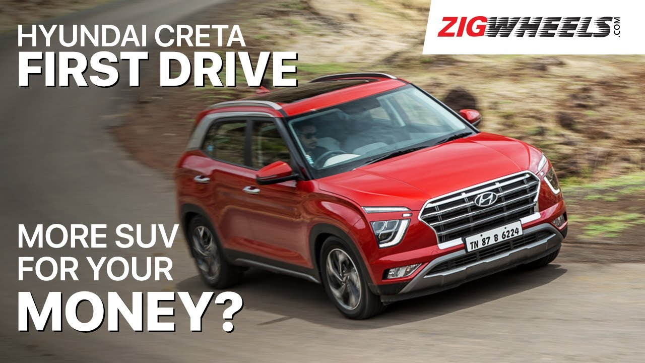 2020 Hyundai Creta First Drive | Enough To Regain Its Crown? | ZigWheels.com