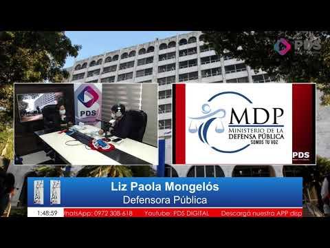 Entrevista- Defensora Pública Liz Paola Mongelós