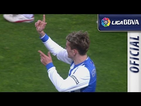 الليغا الإسبانية: مباراة ريال سوصيداد وبرشلونة