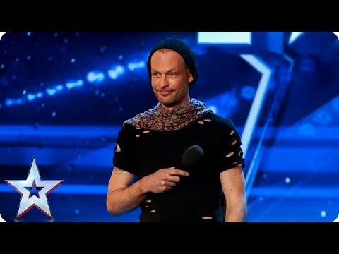 Andras Lovas presents… Heart Singing ! | Auditions | BGT 2018