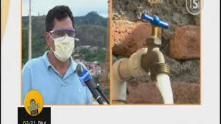 La Tarde - Reportaje sobre el sumnistro de agua en Tegucigalpa