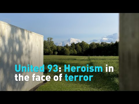 United 93: Heroism in the face of terror