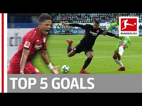 Top 5 Goals on Matchday 19 - Bailey, Müller, Werner and More