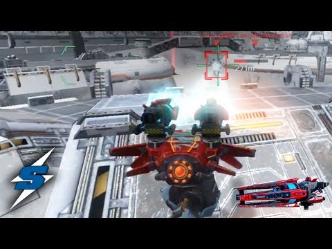 Probando CARNAGE DRAGOON | SORILOKO War Robots