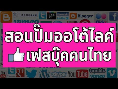 สอนทำออโต้เฟสคนไทย-ยอดขึ้นไวสุ