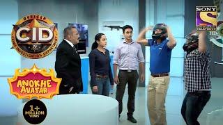 पैसे कमाने का Dangerous तरीका | Full Episode | CID | Anokhe Avatar - SETINDIA