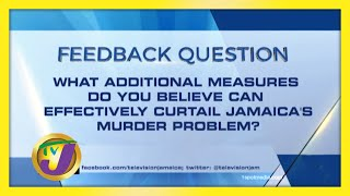 TVJ News: Feedback Question - January 18 2021