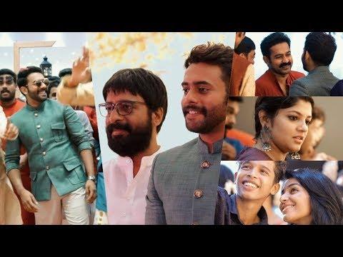 Actor Harisri Ashokan Son Arjun Ashokan Engagement