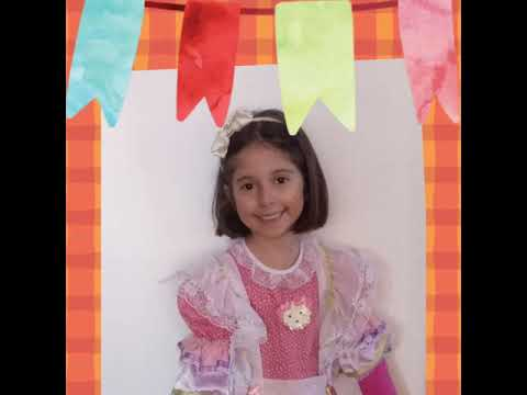 Festa Junina -  1° Ano A - Prof.  Luciana