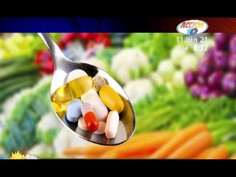 La nutrición y los suplementos vitamínicos