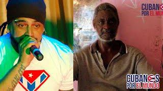 Aldo «El Aldeano» exige la libertad del preso político afrocubano Silverio Portal