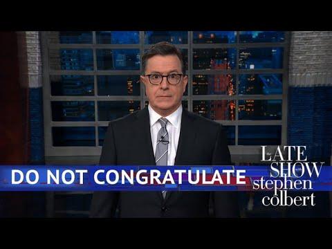 Trump Congratulates Putin For Electing Himself