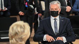 Prezidentas dalyvauja Europos Sąjungos viršūnių susitikime