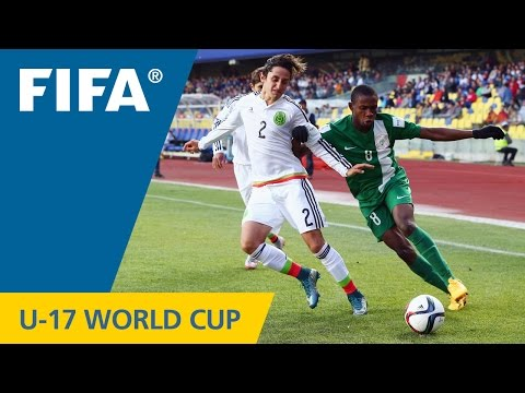 Video: Holders Nigeria edge Mexico in thriller to reach U17 World Cup final