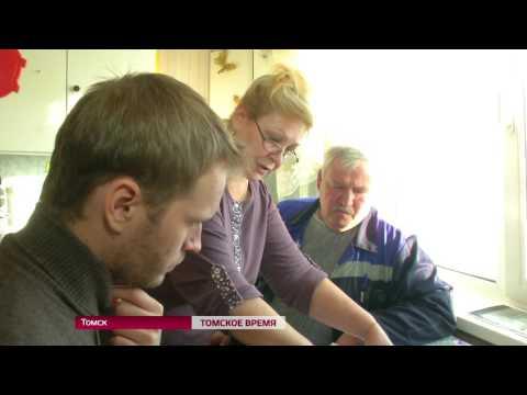 Семья Потеряевых уже 10 дней, живет без электричества в квартире