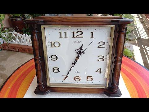 นำเสนอนาฬิกาแขวนโบราณวินเทจสวย