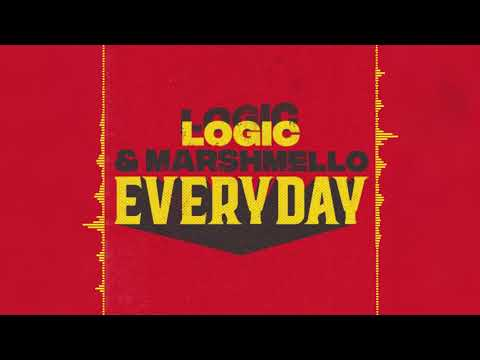 connectYoutube - Marshmello & Logic - EVERYDAY (Audio)