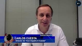 CARLOS CUESTA: ¡TREMENDO| Marlaska exige los atestados de las caceroladas para imponer castigos